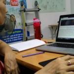 Cô Vui Giáo Viên Nghỉ Hưu Tham Gia Khóa Học THVP Dành Cho Người Cao Tuổi