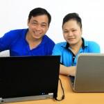 Anh Ngô Quang Tùng Bình Luận Viên Bóng Đá Ngoại Hạng Anh Tham Gia Khóa Học THVP Dành Cho Người Đi Làm